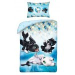 BABY BEDDING SET 100 X 135 CM HOW TO TRAIN YOUR DRAGON 3 HTTD-6400SBL