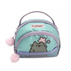 SHOULDER BAG PUSHEEN NET PS100503