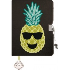 DIARY PINEAPPLE A5 96 SHEETS