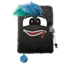 DIARY BLACK TROLL A5 96 SHEETS