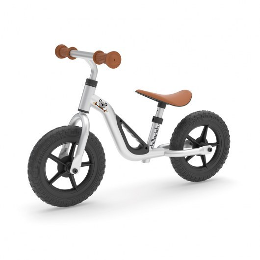 CHILLAFISH BALANCE BIKE CHARLIE BLACK