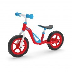 CHILLAFISH BALANCE BIKE CHARLIE RED