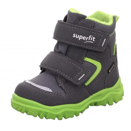 SHOES SUPERFIT HUSKY1 GRAU MEMBRANA GORE-TEX