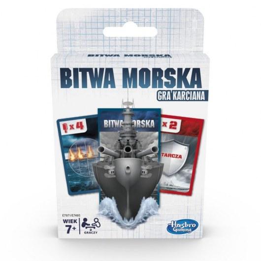 GRA KARCIANA BITWA MORSKA HASBRO E7971
