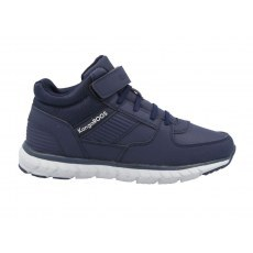 SHOES SNEKERS KANGAROOS CASPO EV JR DK NAVY/VAPOR GREY