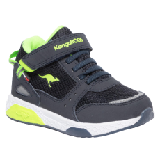 SHOES SNEKERS KANGAROOS KADEE TARO RTX DK NAVY/LIME