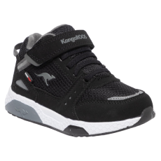 SHOES SNEKERS KANGAROOS KADEE TARO RTX JET BLACK/STEEL GREY