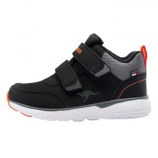SHOES SNEKERS KANGAROOS KADEE TARO K-TS BRAN V RTX JET BLACK/FLAME