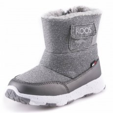 SNOW SHOES KANGAROOS SNOWBALL SILVER