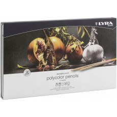 PENCILS LYRA REMBRANDT POLYCOLOR 72 COLOURS