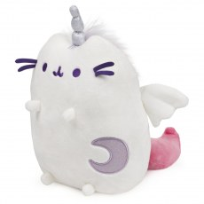PUSHEEN CAT WHITE UNICORN 29 CM