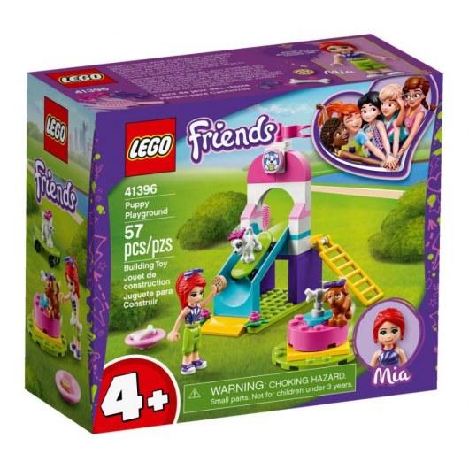 KLOCKI LEGO FRIENDS PLAC ZABAW DLA PIESKÓW 41396