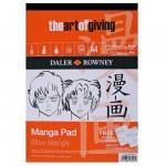 DALER-ROWNEY MANGA PAPER 21,0 X 29,7 CM