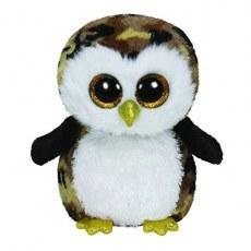 TY BEANIE BOO'S OWL OWLIVER 15 CM