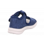 TEXTILE SLIPPERS SUPERFIT POLLY OCEAN 0-800292-8000