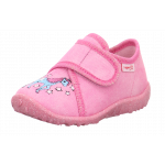 TEXTILE SLIPPERS SUPERFIT SPOTTY ROSA 1-009254-5000