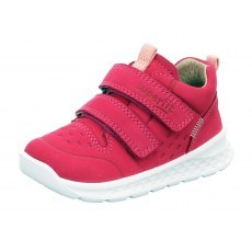 SNEAKERS SUPERFIT BREEZE ROT 1-000363-5000