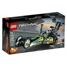 KLOCKI LEGO TECHNIC DRAGSTER 42103
