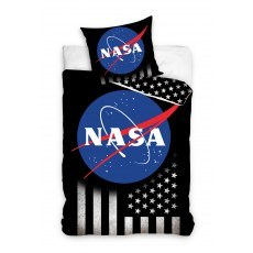 SINGLE DUVET SET 160 X 200 CM NASA 192007-PP