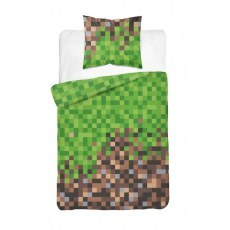 POSCIEL HOLLAND YOUNG COLLECTION 160 X 200 CM MINECRAFT PIXELE 3157A