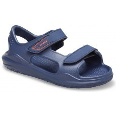 CROCS KIDS SWIFTWATER™ EXPEDITION SANDAL 206267 NAVY