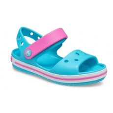 CROCS KIDS CROCBAND™ SANDAL 12856 DIGITAL AQUA