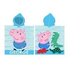 BATH TOWEL PONCHO 50 X 115 CM PEPPA PIG PP192039