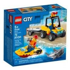 KLOCKI LEGO CITY PLAZOWY QUAD RATUNKOWY 60286
