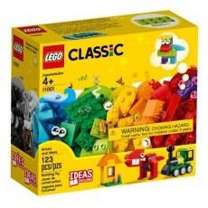 LEGO CLASSIC KLOCKI + POMYSLY 11001