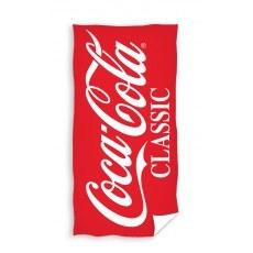 RECZNIK KAPIELOWY PLAZOWY 70 X 140 CM COCA COLA 195024-R