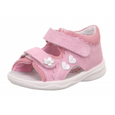 SANDALY SUPERFIT POLLY ROSA 0-606096-5500