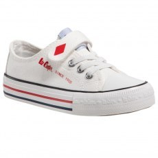 TRAINERS LEE COOPER WHITE