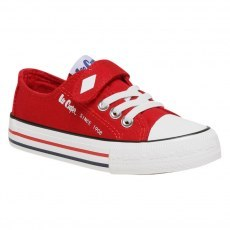 TRAINERS LEE COOPER RED