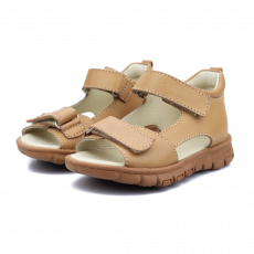 SANDALY MIDO NOSTER 31-25 CAMEL