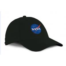 CZAPKA Z DASZKIEM BEJSBOLOWKA 55 CM NASA NS-9879CP