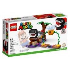LEGO SUPER MARIO CHAIN CHOMP JUNGLE ENCOUNTER 71381