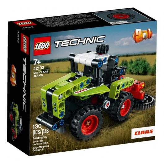 KLOCKI LEGO TECHNIC MINI CLAAS XERION 42102