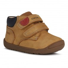 SHOES GEOX MACCHIA BABY BOY BISCUIT