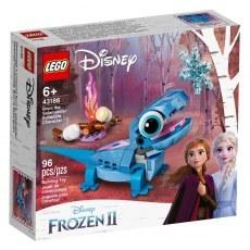 KLOCKI LEGO DISNEY FROZEN SALAMANDRA BRUNI DO ZBUDOWANIA 43186