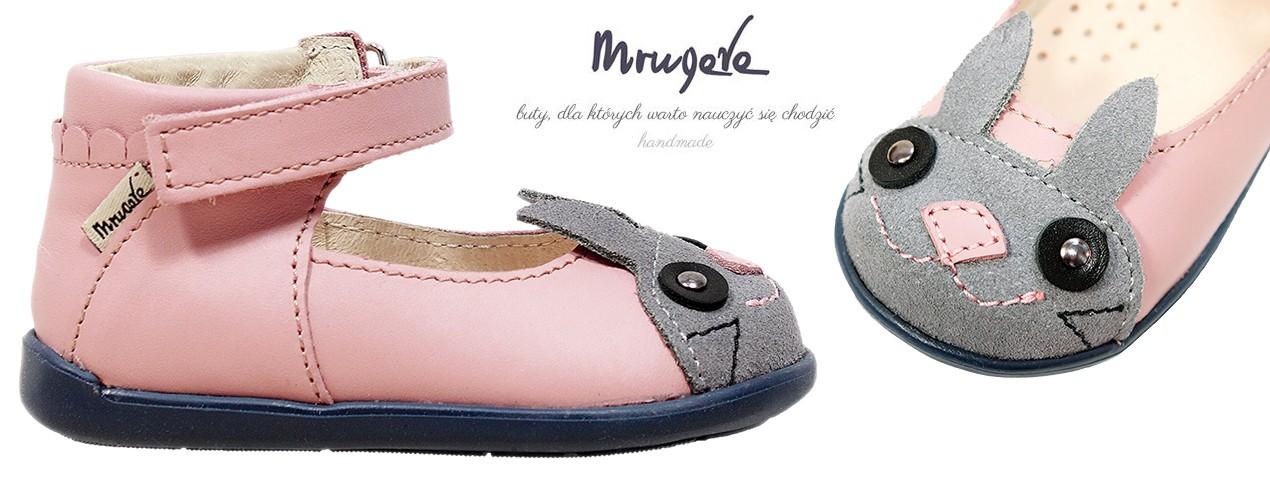 Mrugała - buty dla których warto nauczyć się chodzić...