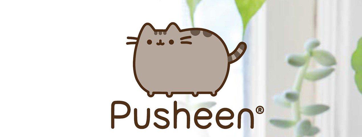 Kot Pusheen podbija serca internautów!