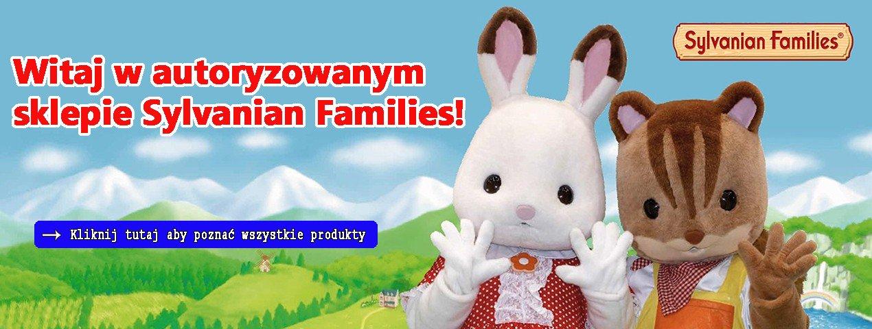Witamy w krainie Sylvanian Families!